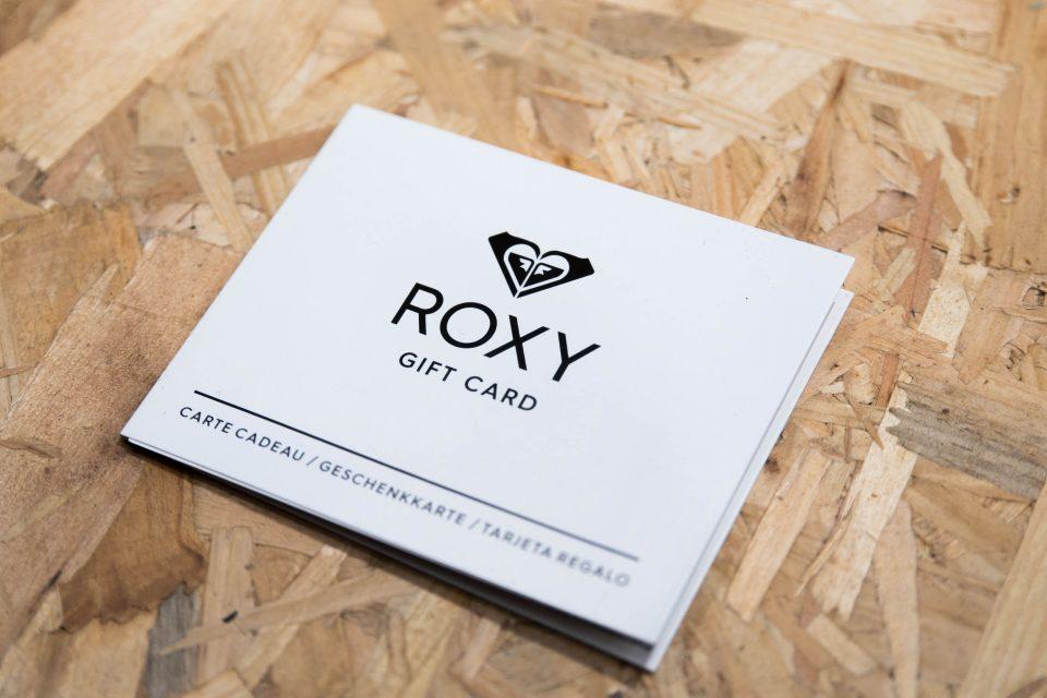 Roxy Carte Cadeau